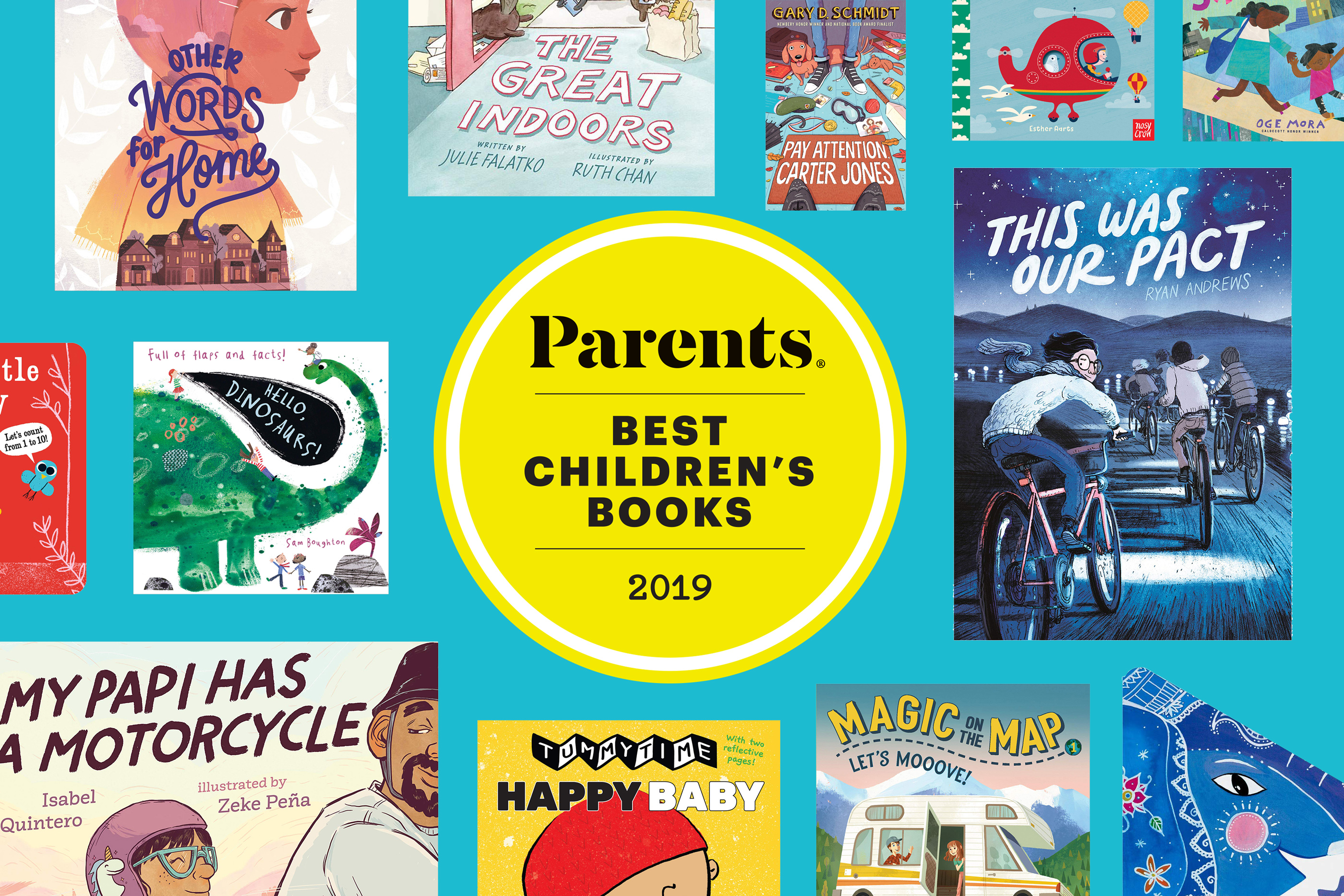 Parents Best Children's Books 2019