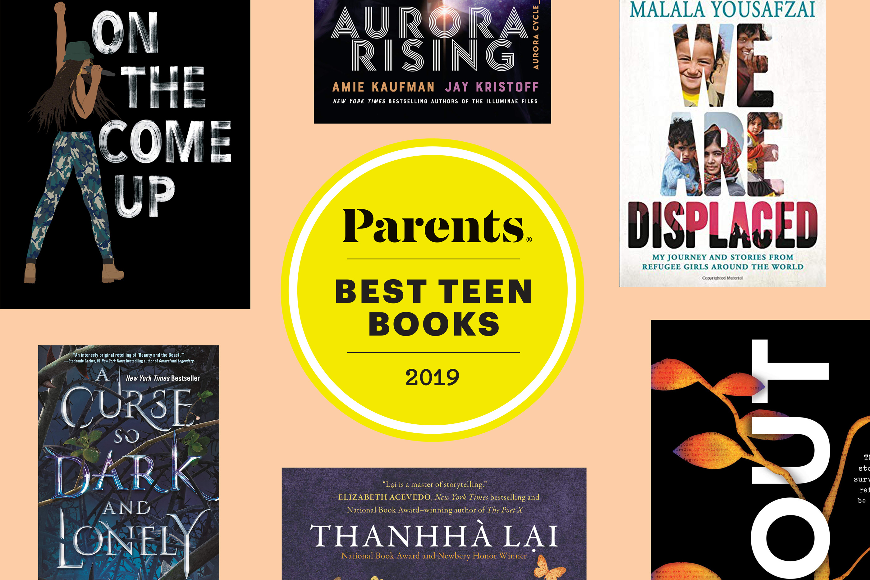 Parents Best Teen Books 2019