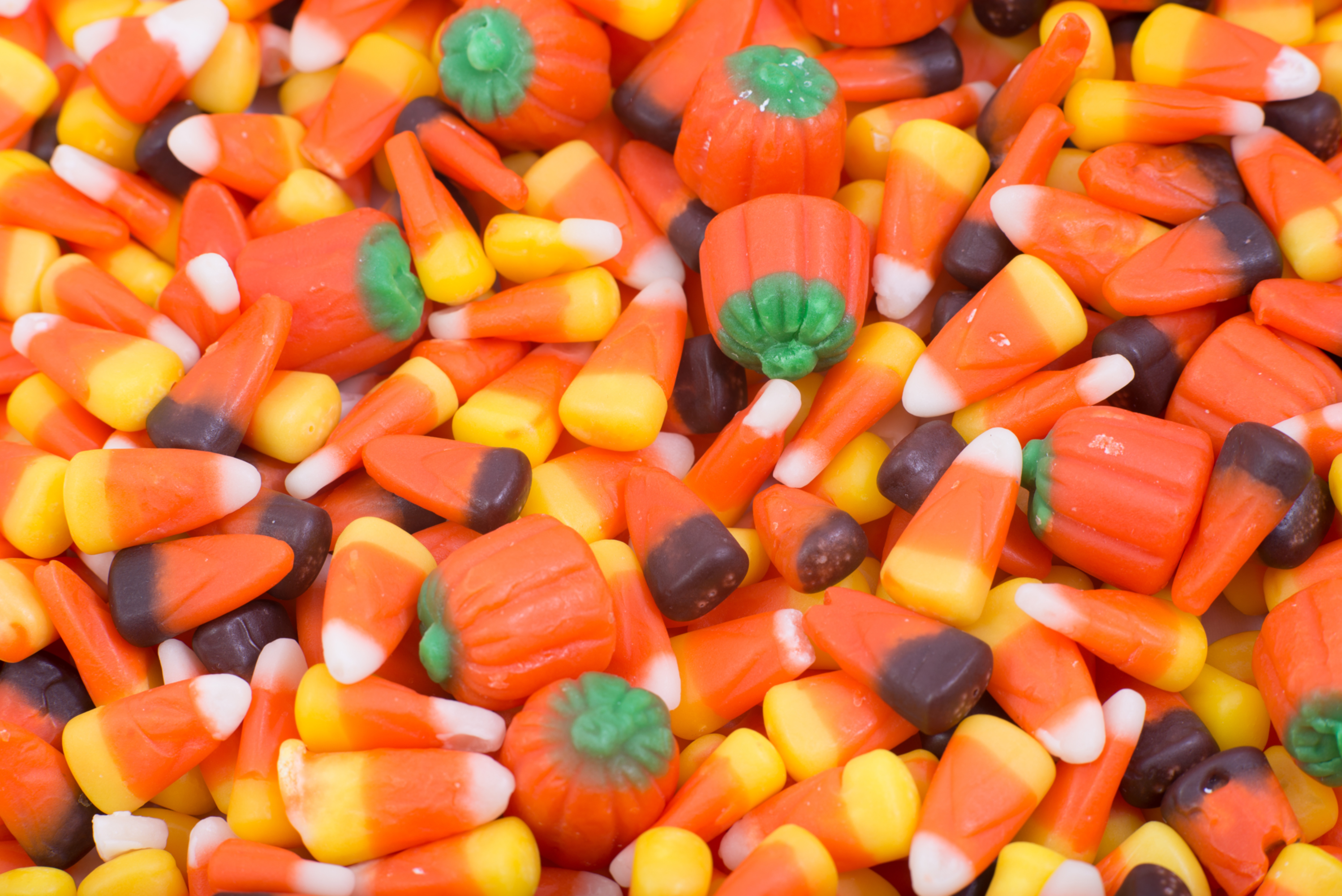 Mixed Candy Corn