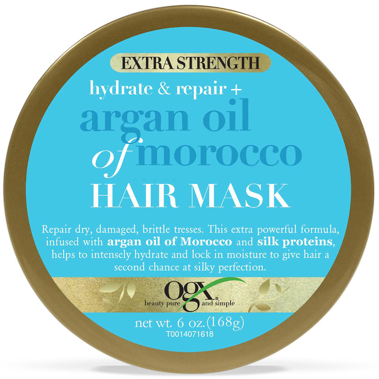 OGX Extra Strength Hydrate & Repair + Argan Oil of Morocco Hair Mask