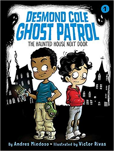 Desmond Cole Ghost Patrol Book