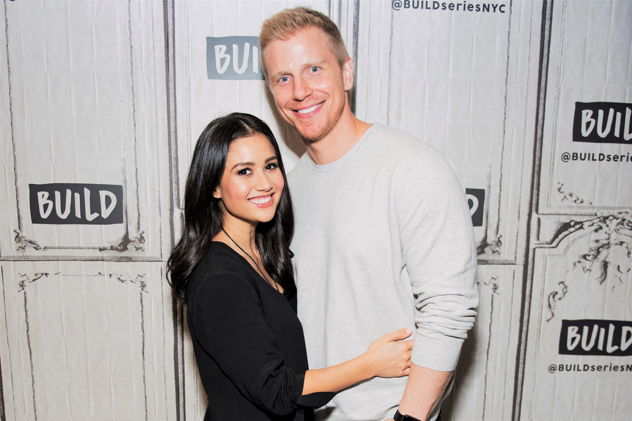 Sean Lowe and Catherine Lowe Giudici