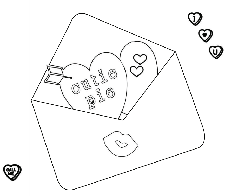 cute-pie-valentine-coloring-page
