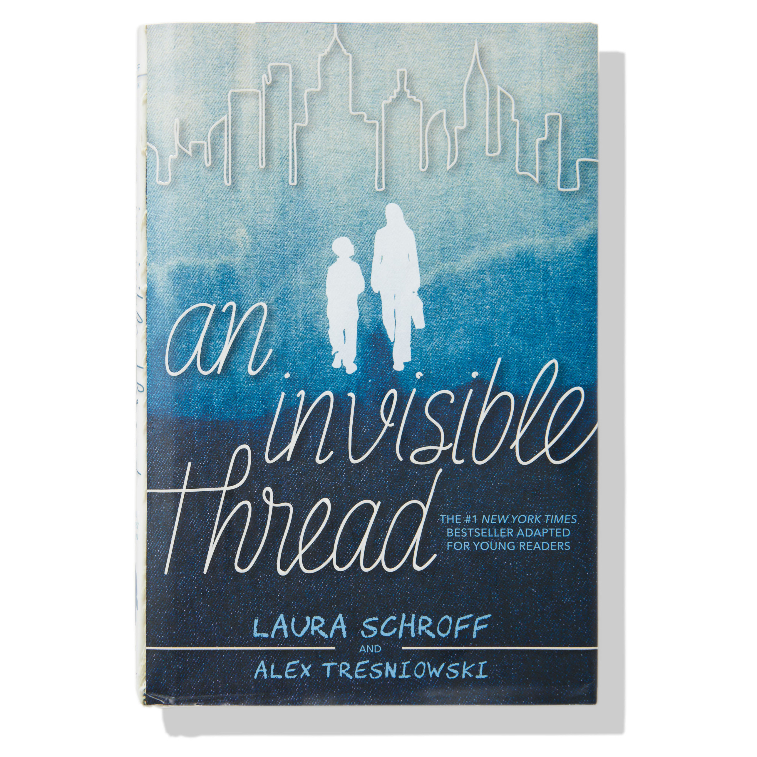 An Invisible Thread book cover