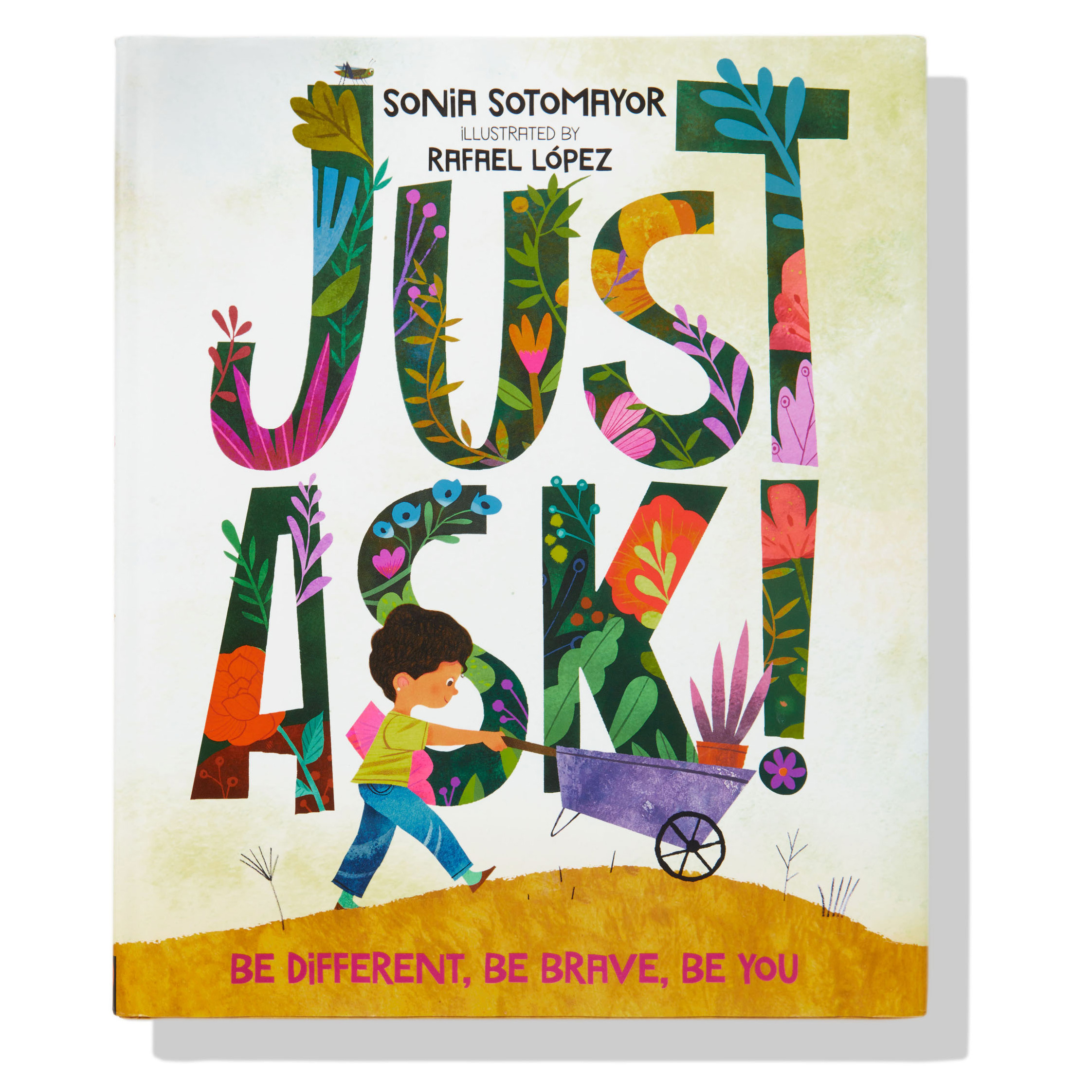 Just Ask! book cover