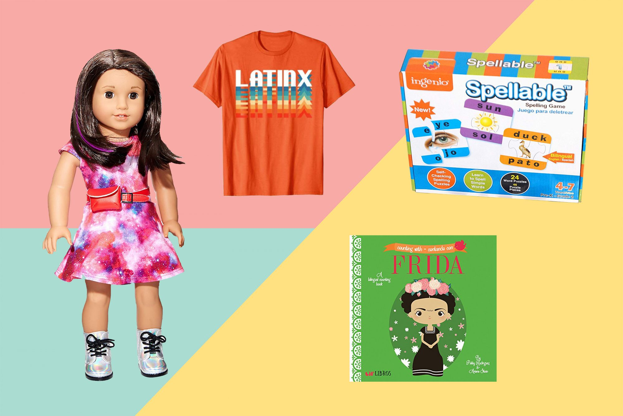 amazon gifts latinx