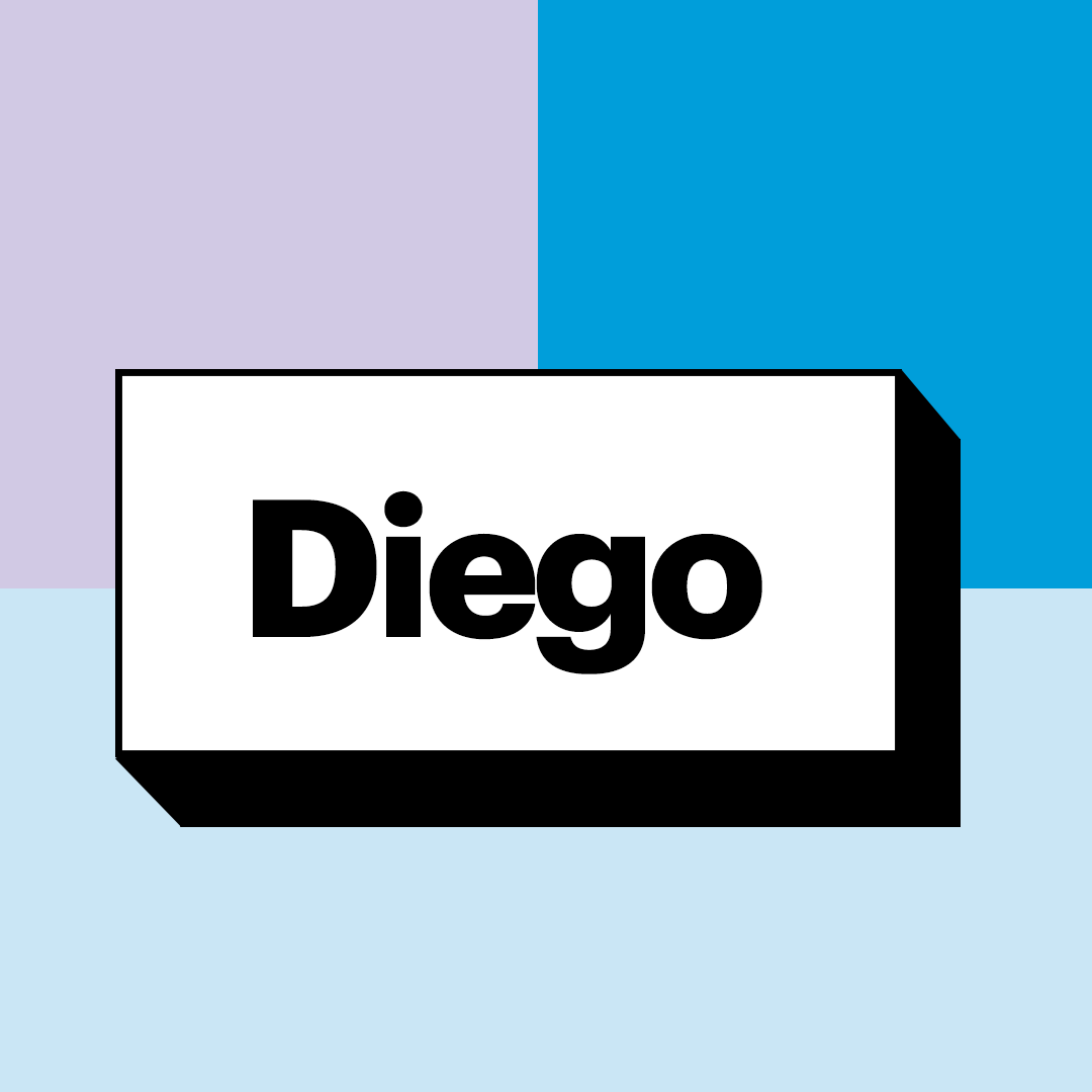 Diego boy name