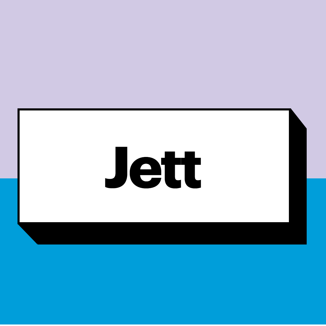 Jett boy name