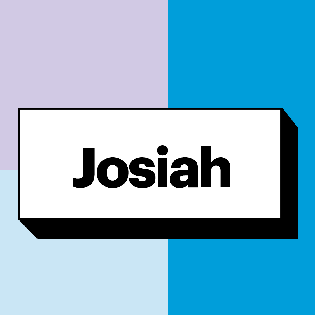 Josiah boy name