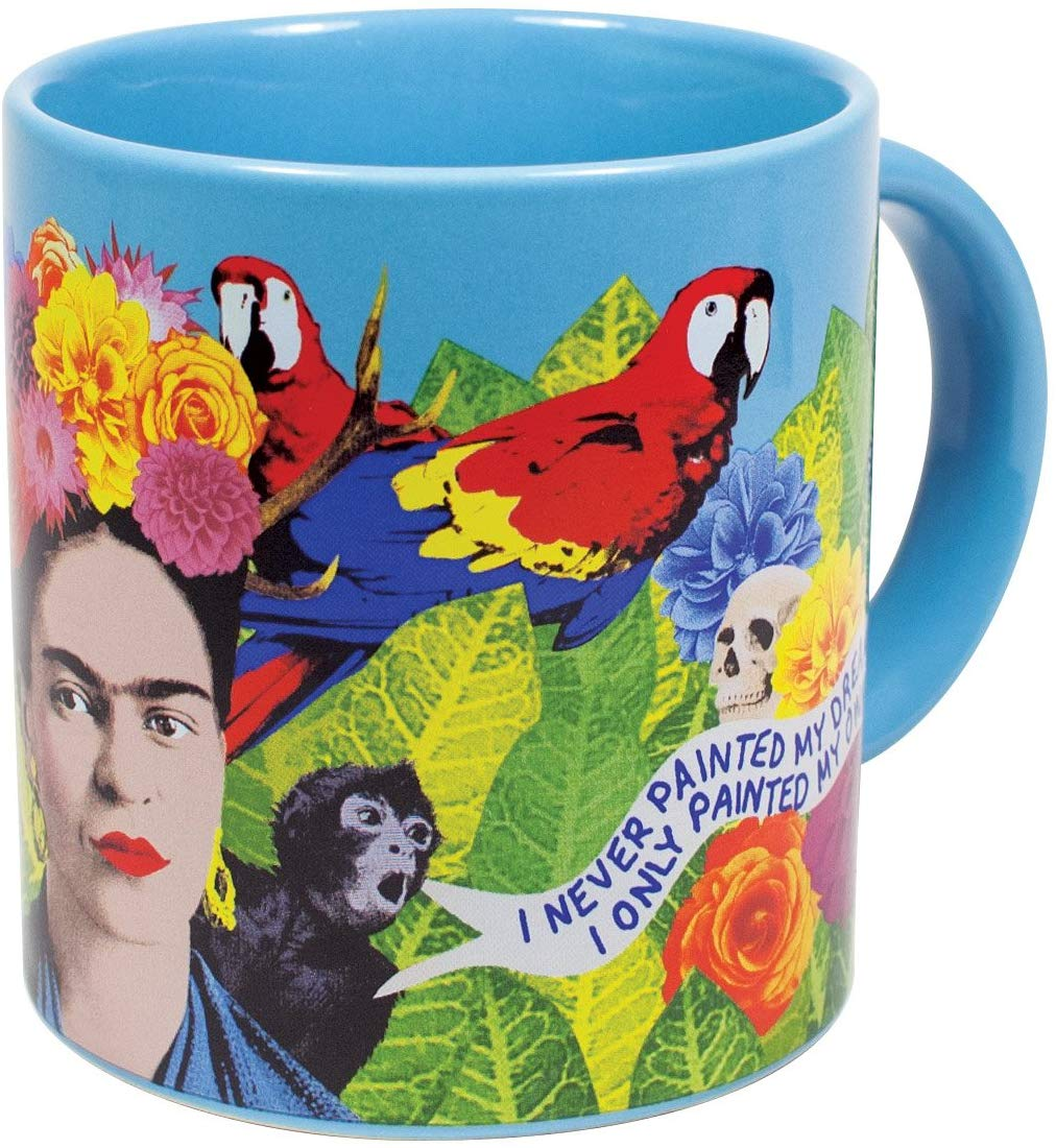 Frida Kahlo Art Coffee Mug