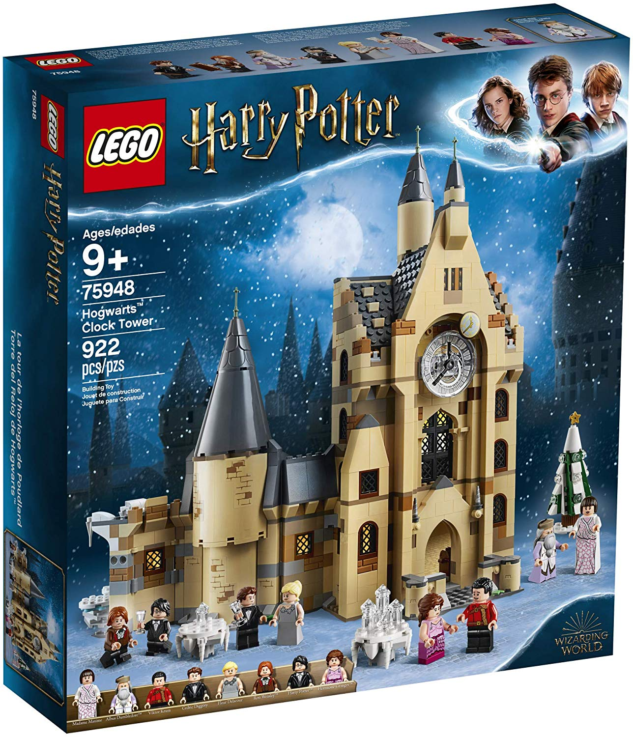 LEGO Harry Potter and The Goblet of Fire Hogwarts