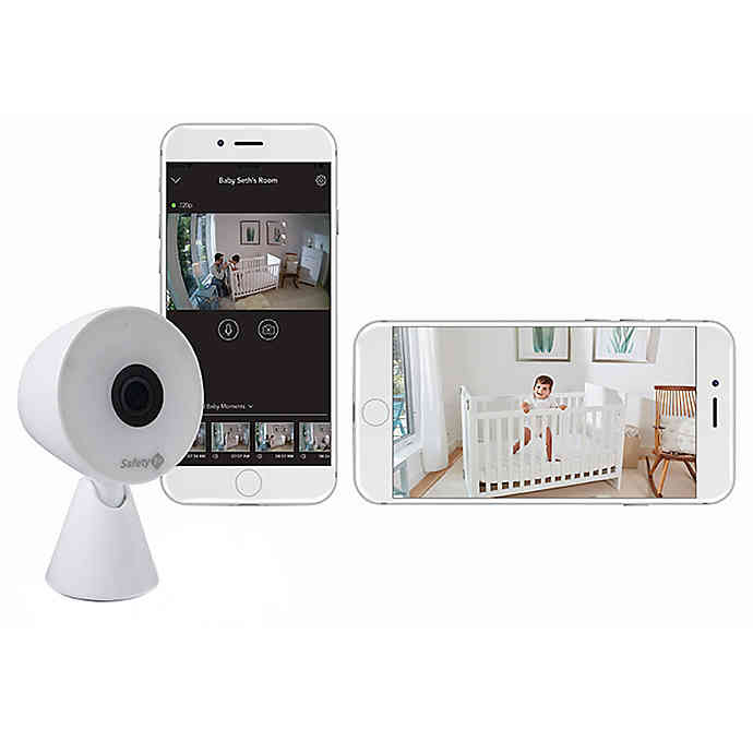 Save 35% on Safety 1st HD Wifi Baby Monitors until December 7.