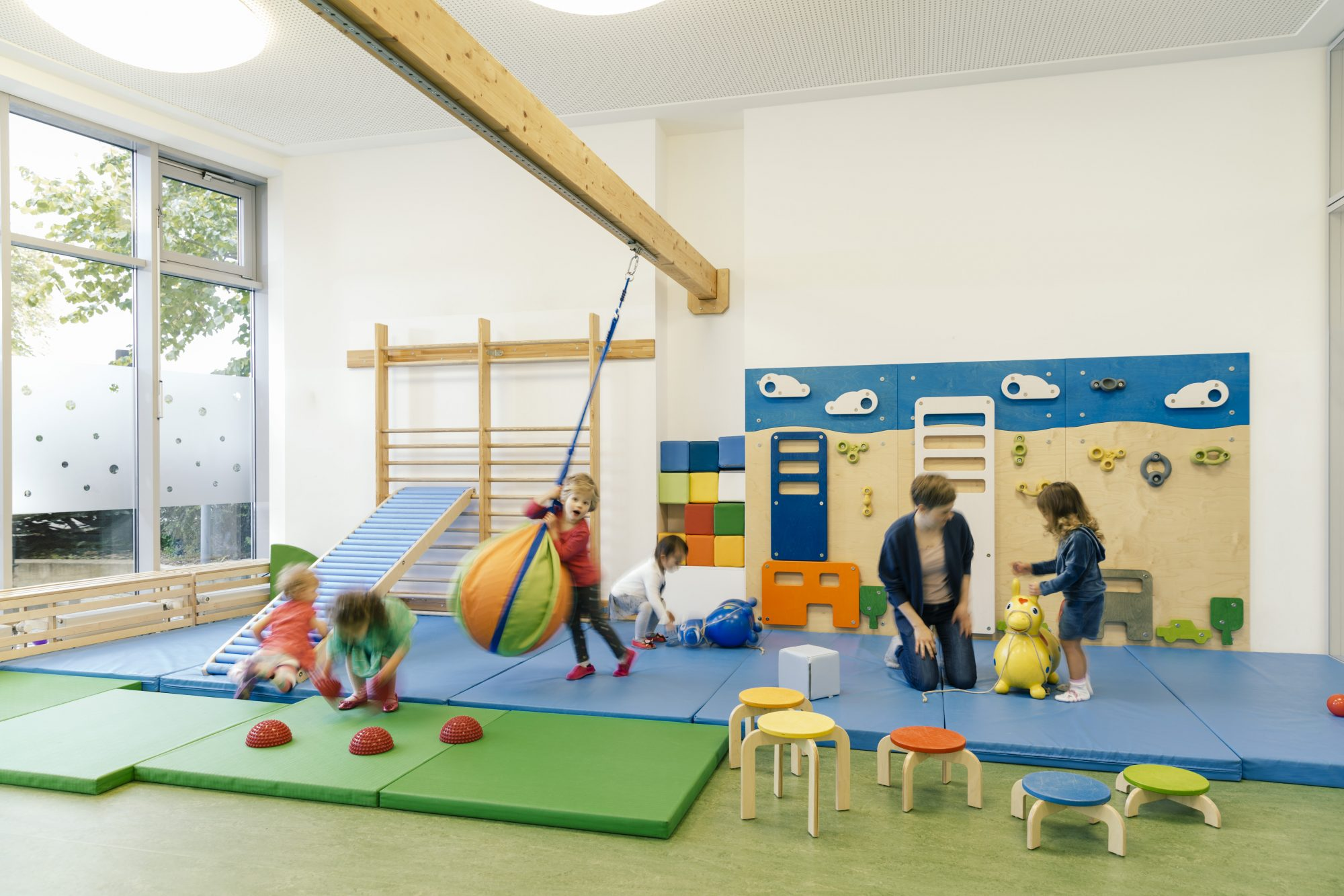 daycare playspace