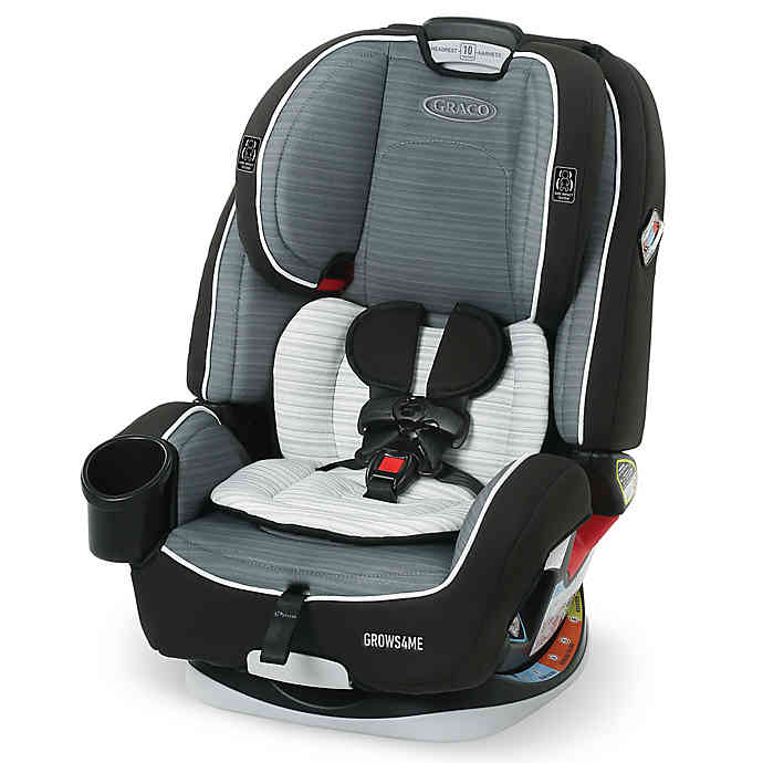 Graco® Grows4Me™ 4-in-1 Convertible Car Seat