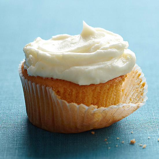 Red Pepper Cupcakes