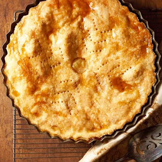 Maple, Apple & Cheddar Pie