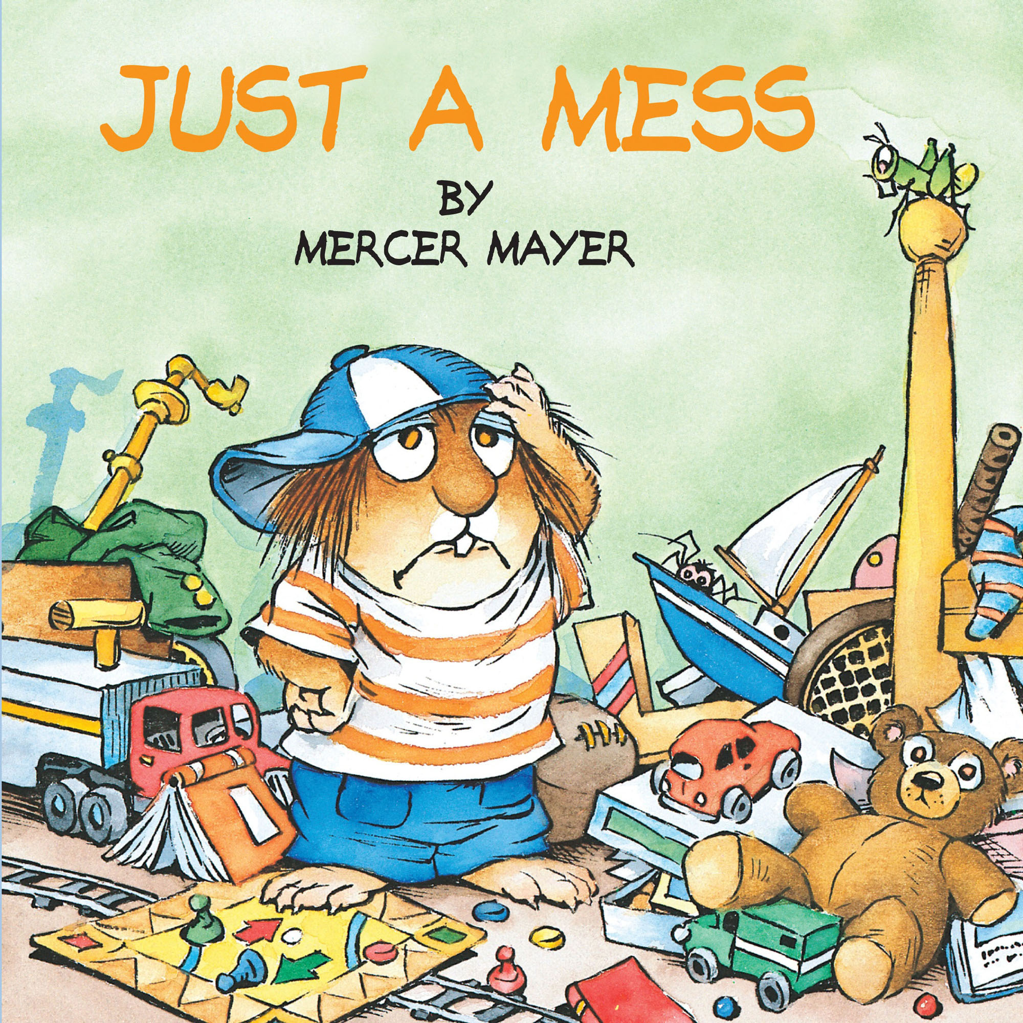Just a Mess book cover
