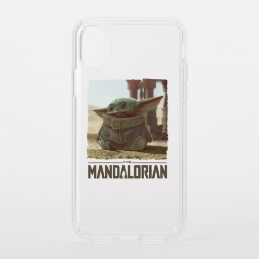 The Child iPhone Case