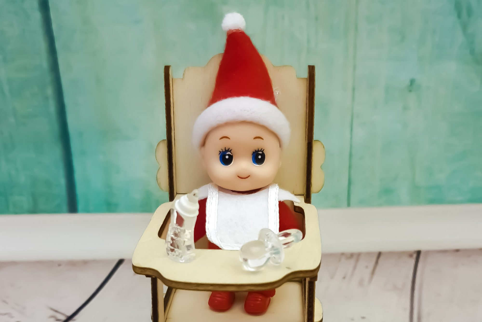 Elf on a shelf baby