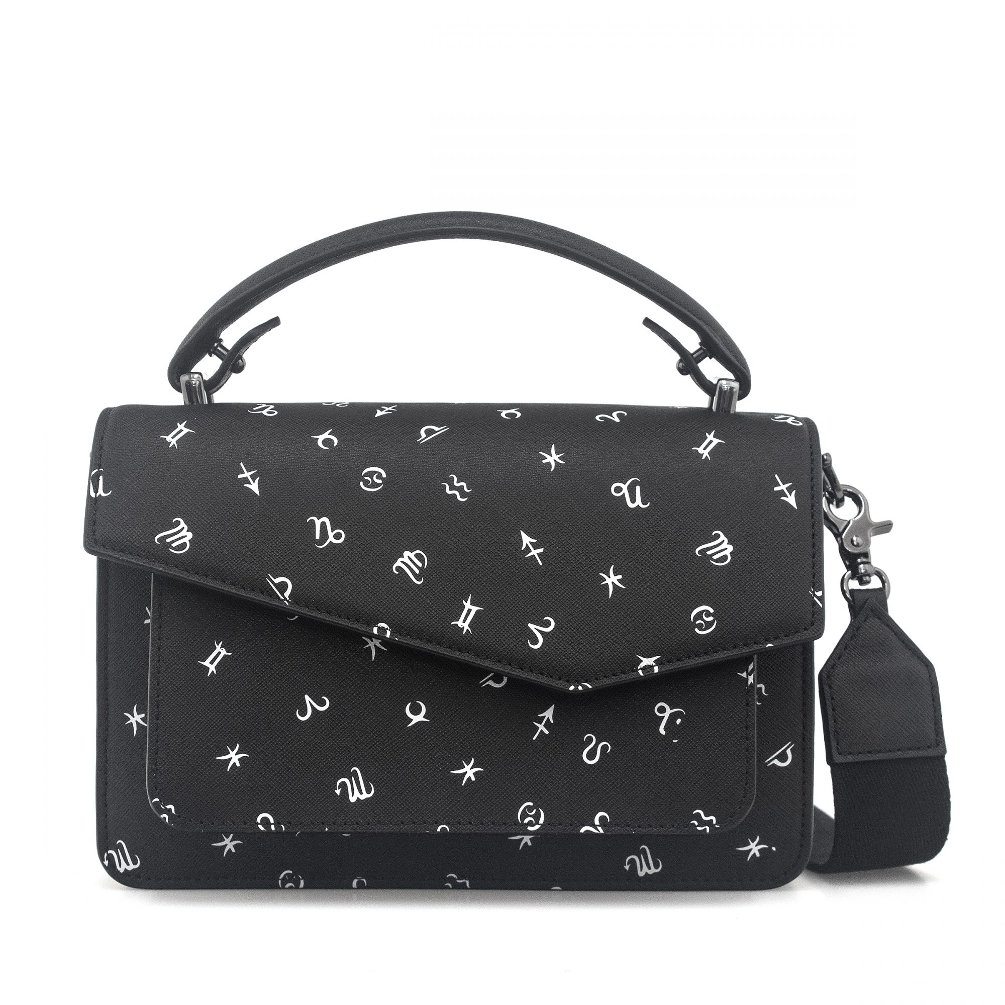Nicole Miller X Botkier Horoscope Crossbody Bag