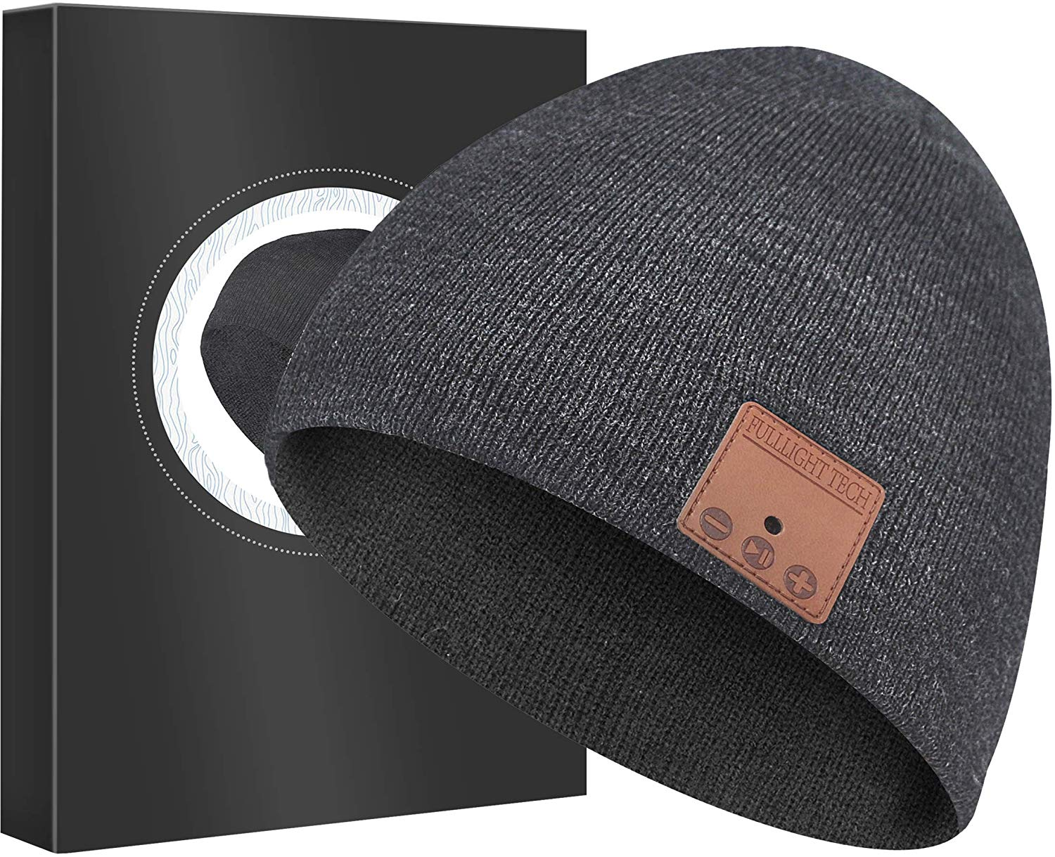 If your teen needs to simultaneously stay warm and listen to their favorite playlists or podcasts, this Bluetooth-enabled beanie is a tech-savvy choice.