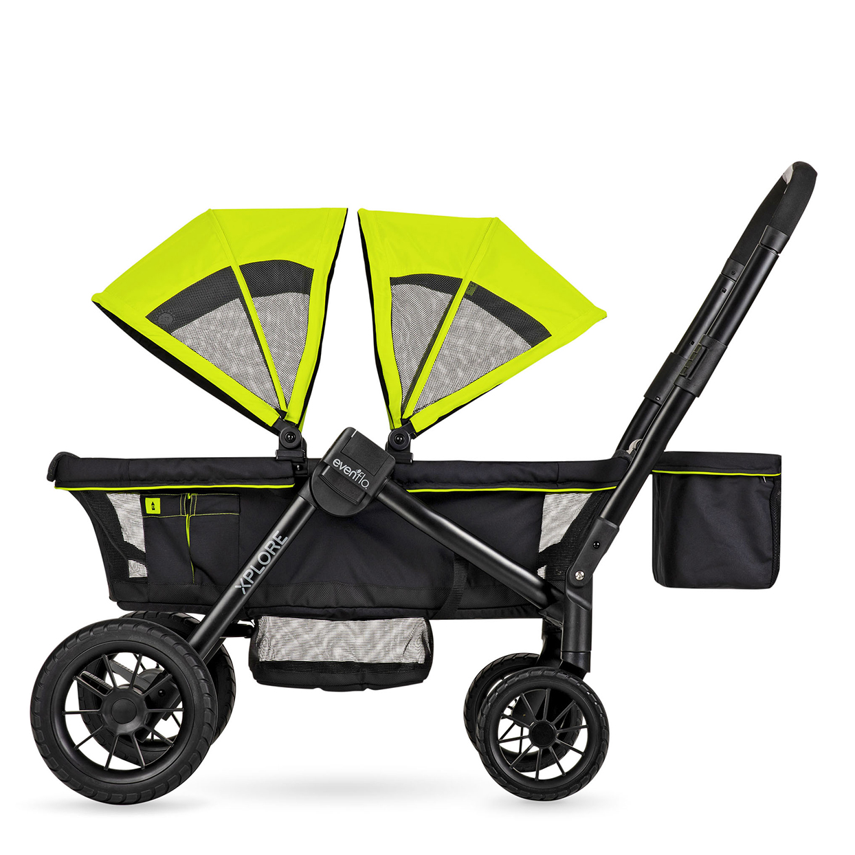 Best Stroller Wagon: Evenflo