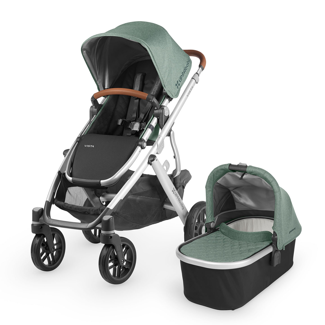 The UPPAbaby Vista luxe stroller