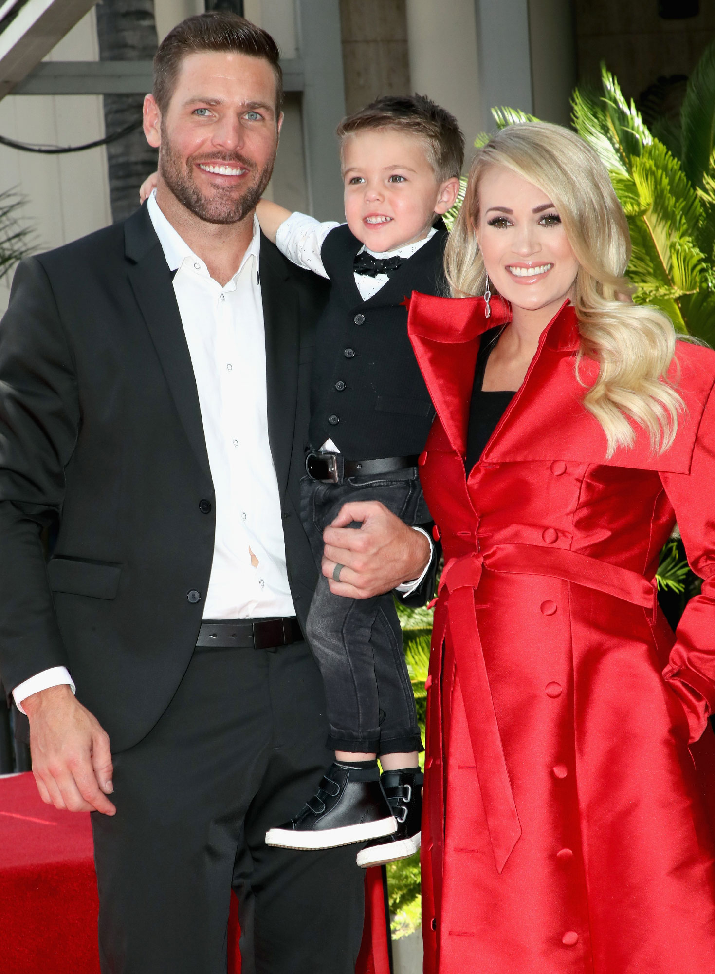 Carrie Underwood's Son Thinks She Is 70 and Doesn't Realize She's a Star, His Homework Reveals