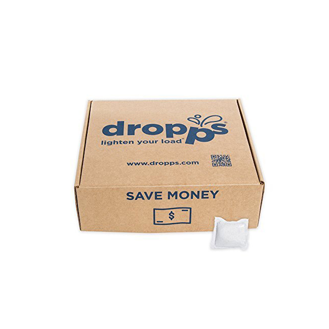 Dropps Unscented Dishwasher Detergent Pods