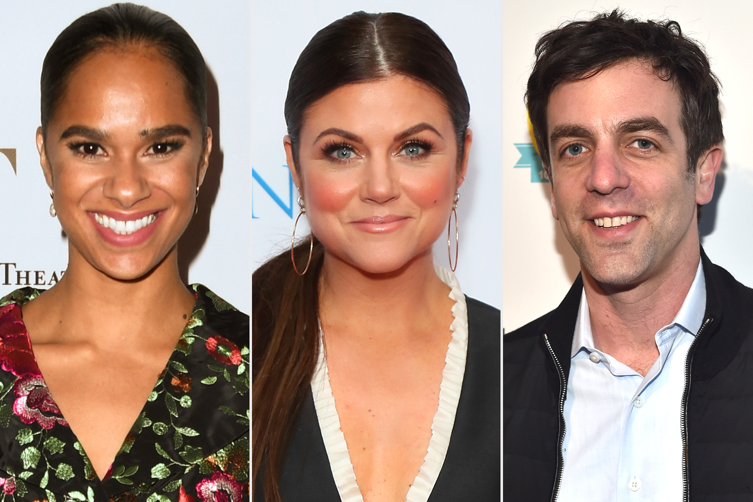 Misty Copeland; Tiffani Thiessen; B. J. Novak