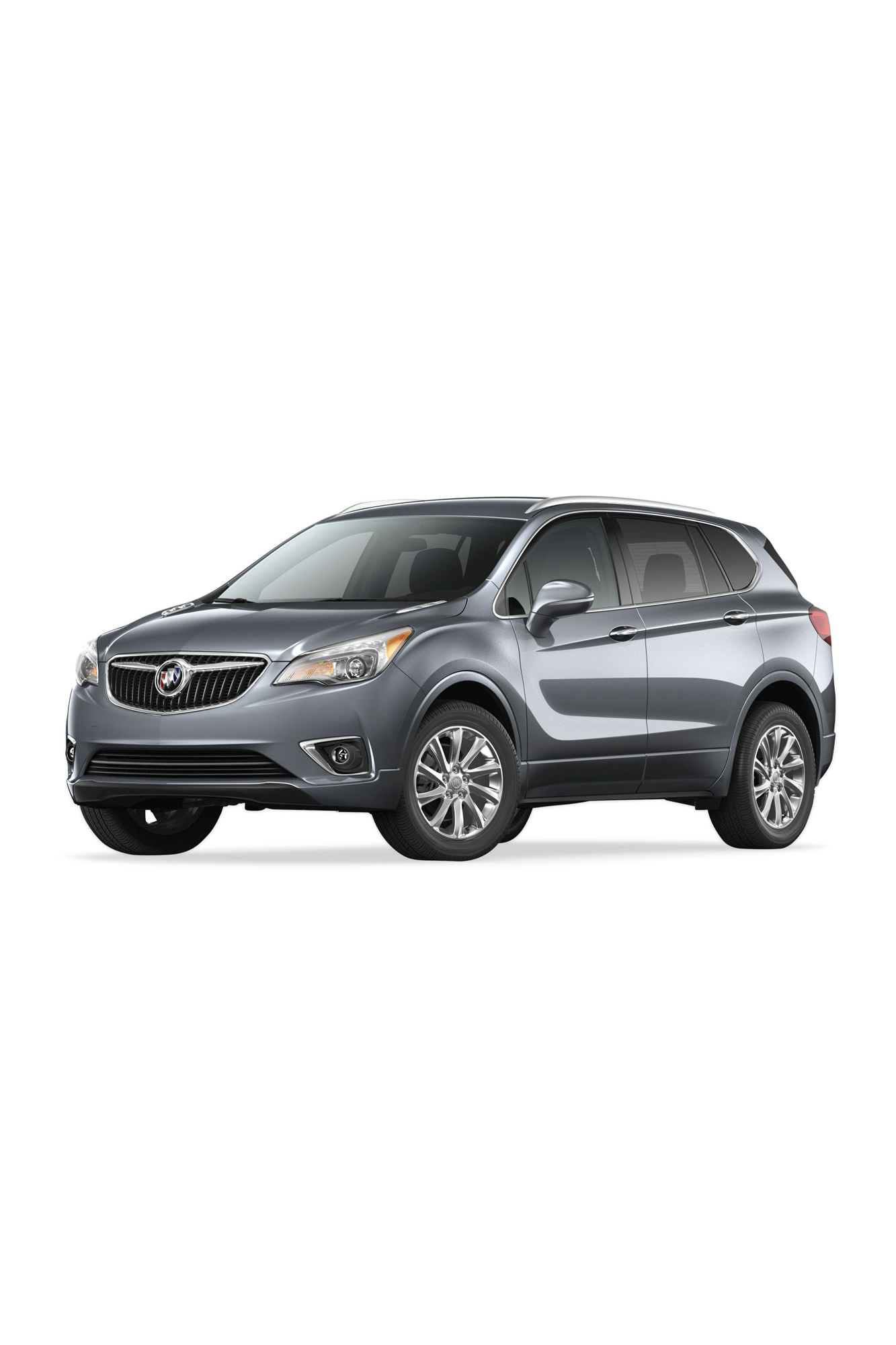 gray buick envision