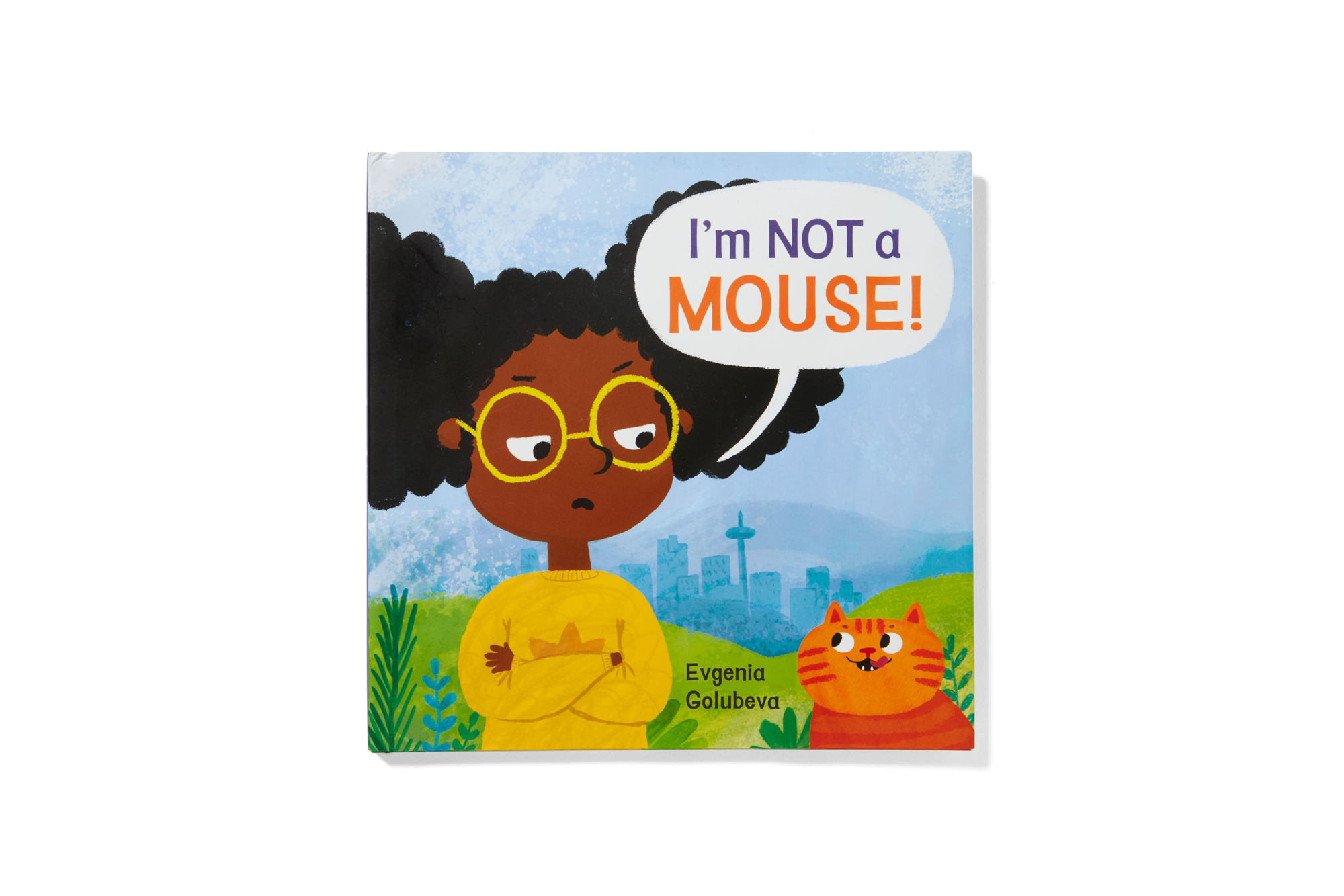 I'm NOT a MOUSE! book cover