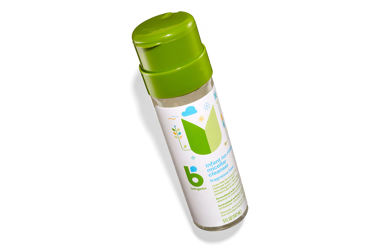 Babyganics Infant Micellar Cleanser