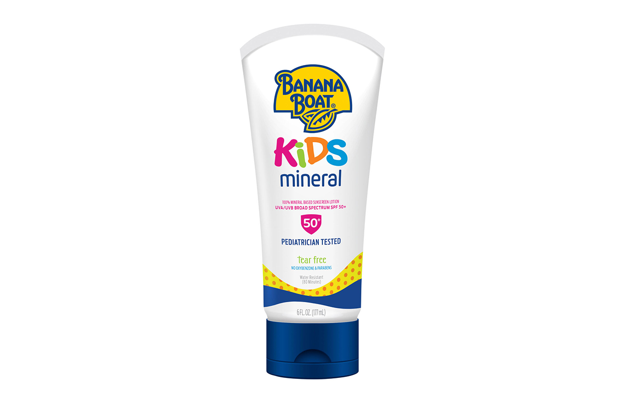 Banana Boat Kids Lotion