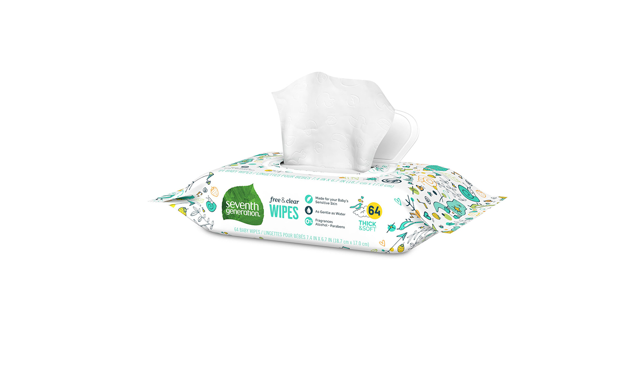 Seventh Generation Wipes