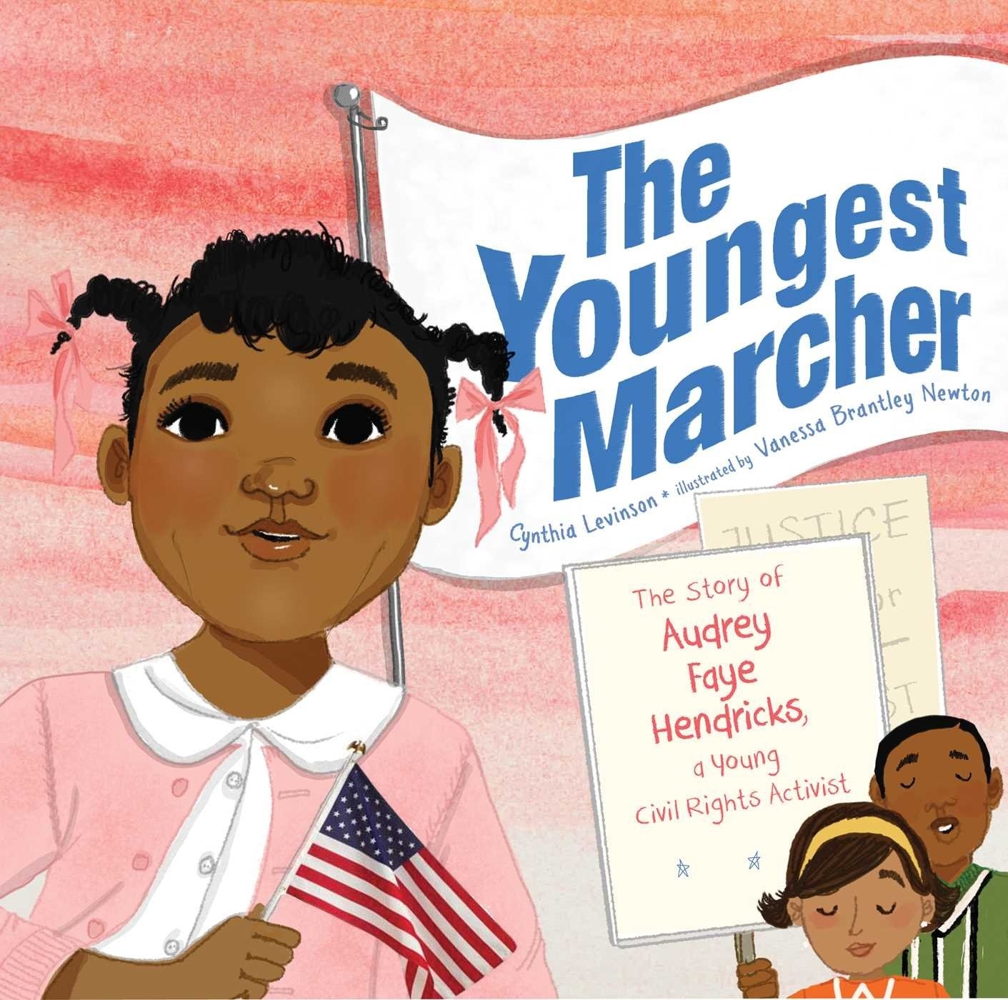 The Youngest Marcher Book Cover