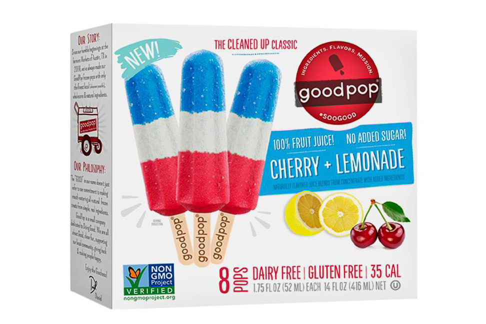 goodpop red white and blue