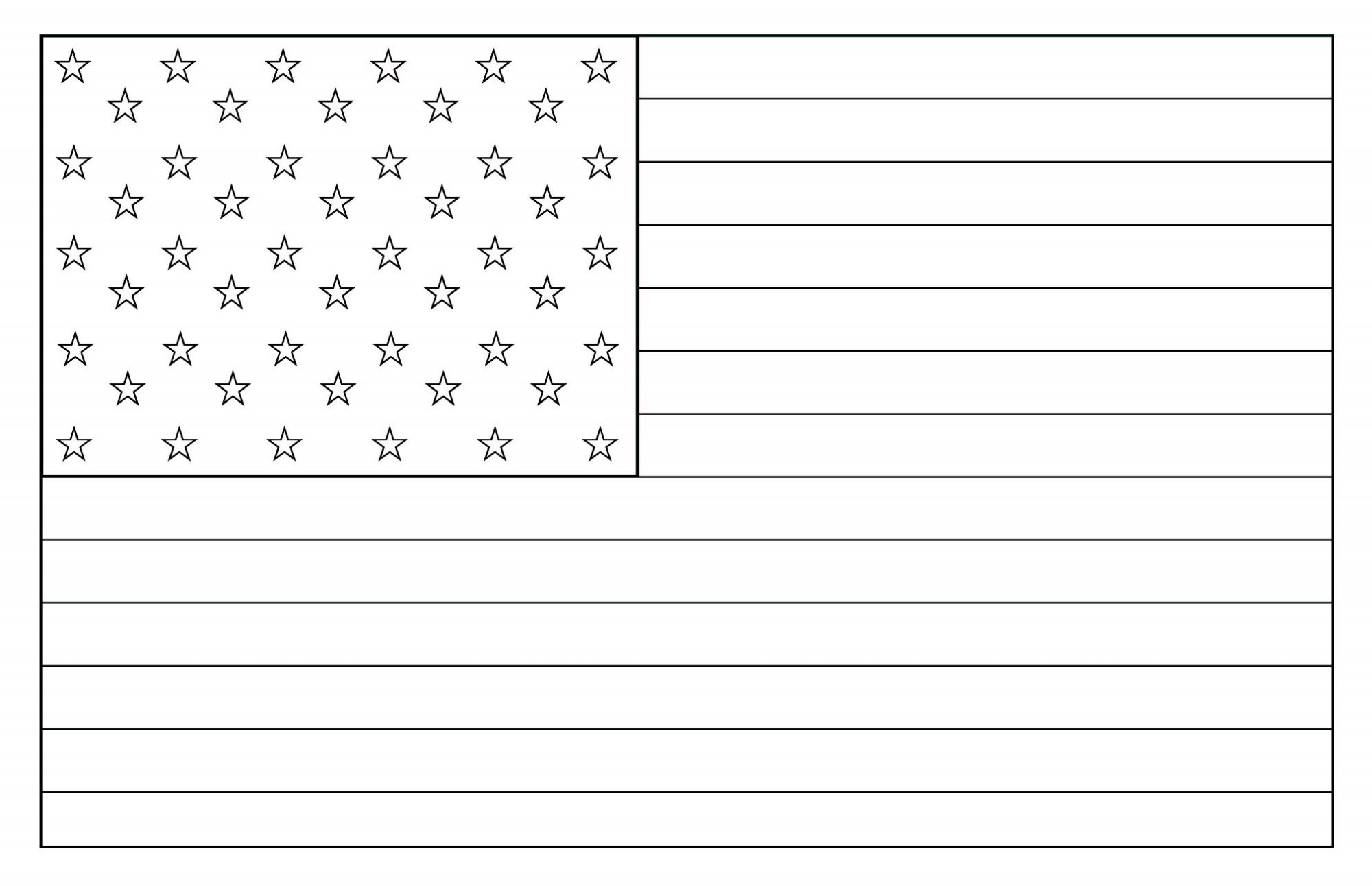 Printable Stars And Stripes Parents