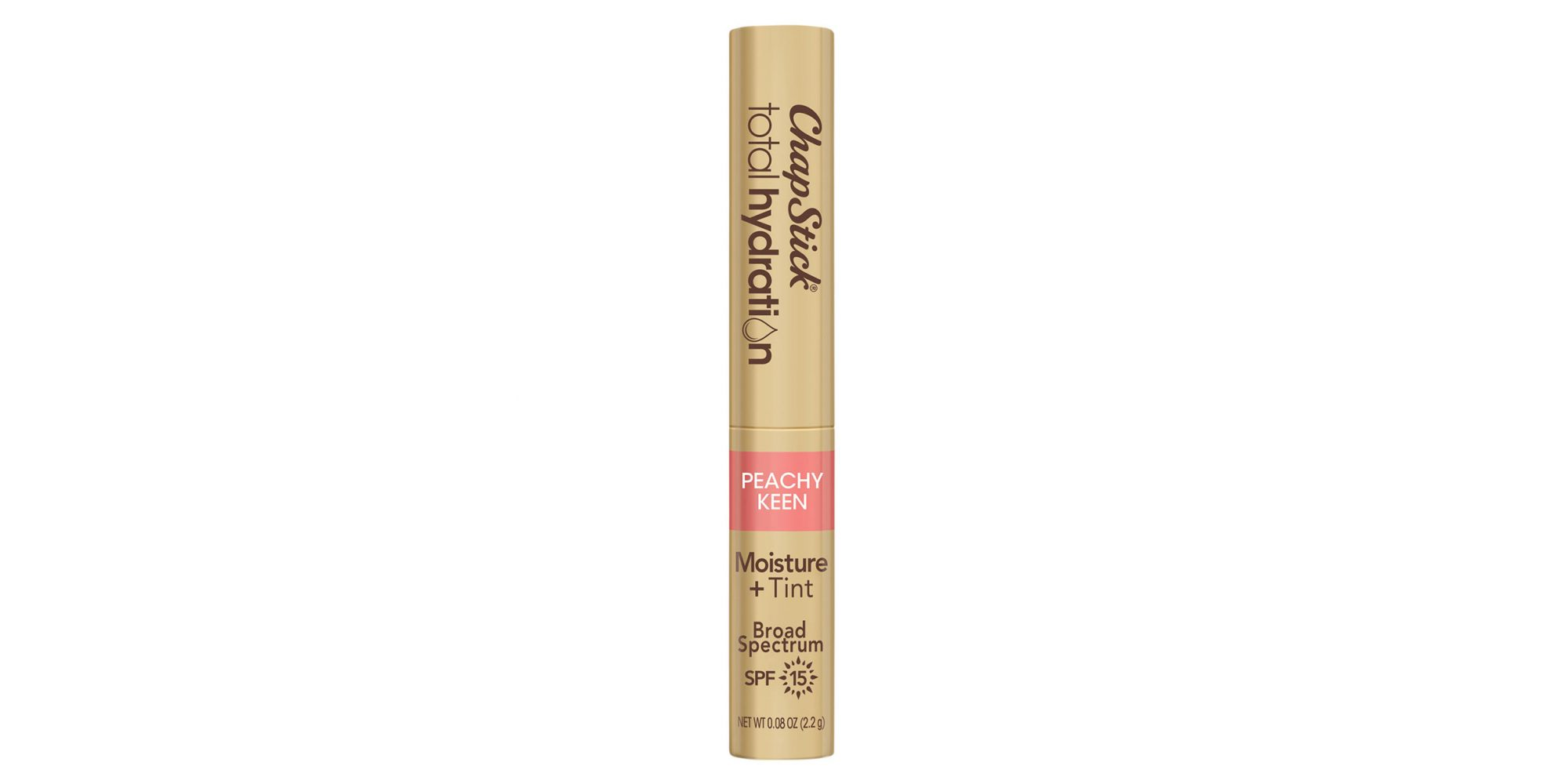 ChapStick Total Hydration Peachy Keen
