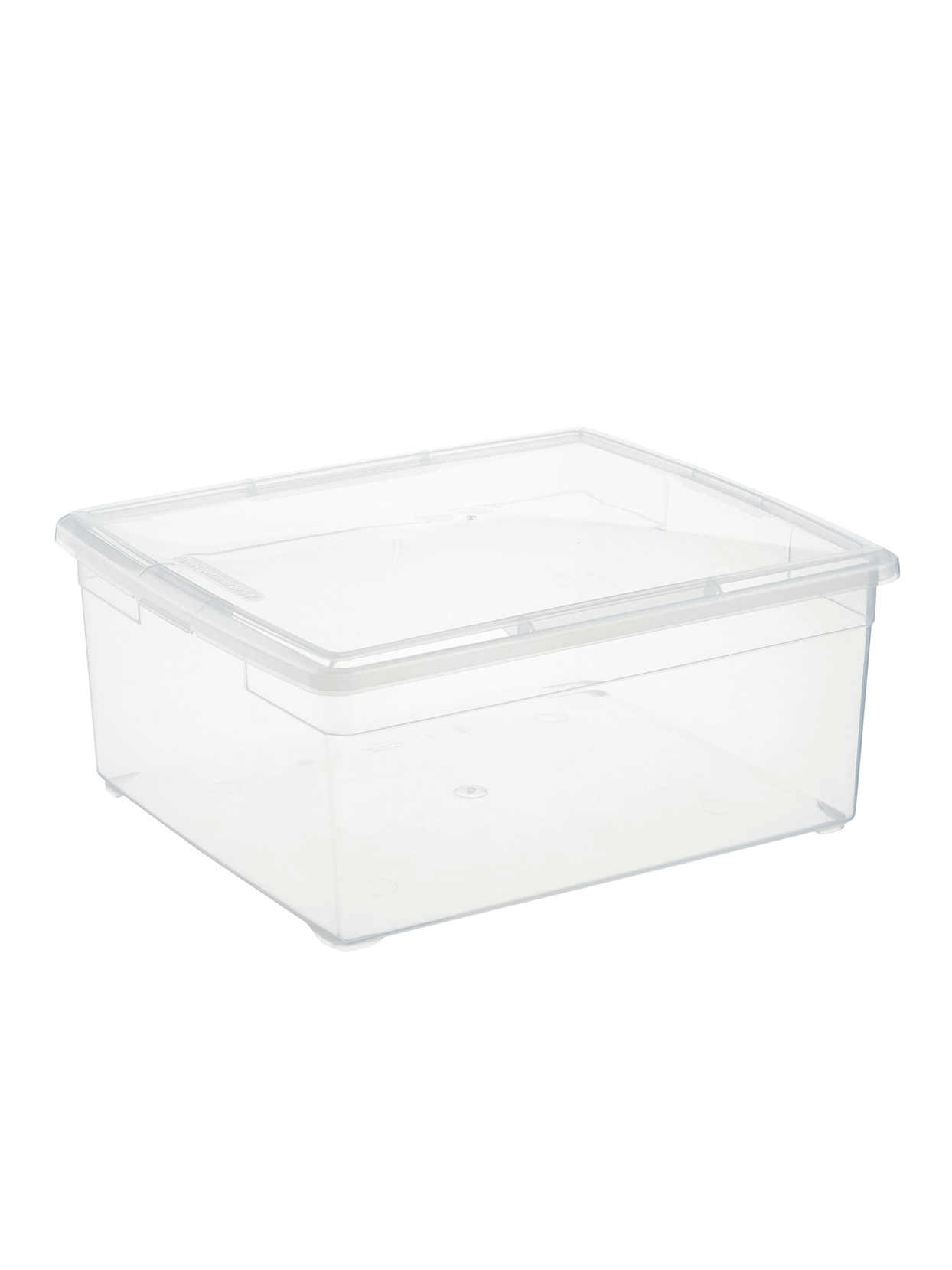 clear sweater boxes