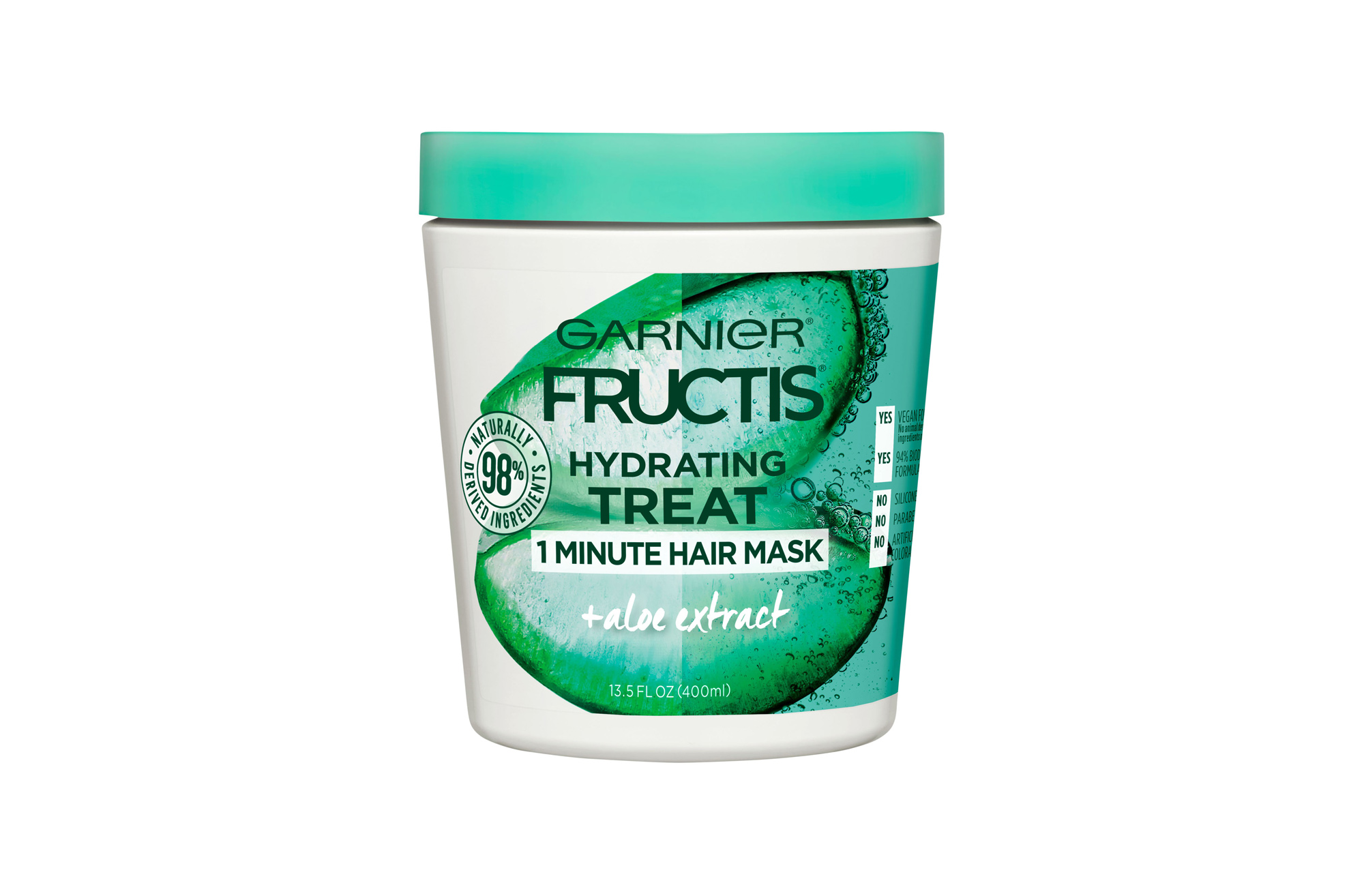 Garnier Fructis 1 Minute Hair Mask + Aloe Extract