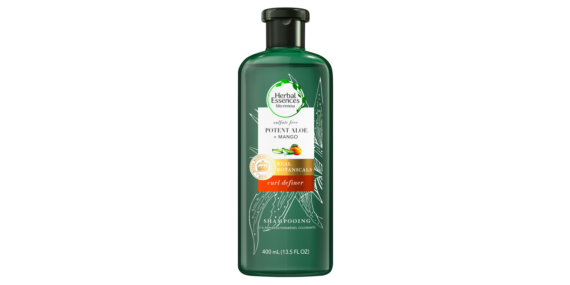 Herbal Essences Potent Aloe + Mango Shampoo