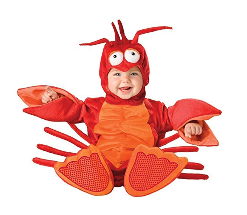 Lobster Funny Baby Halloween Costume