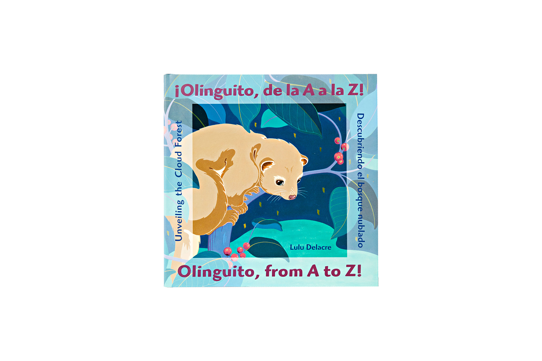 ¡Olinguito, from A to Z!