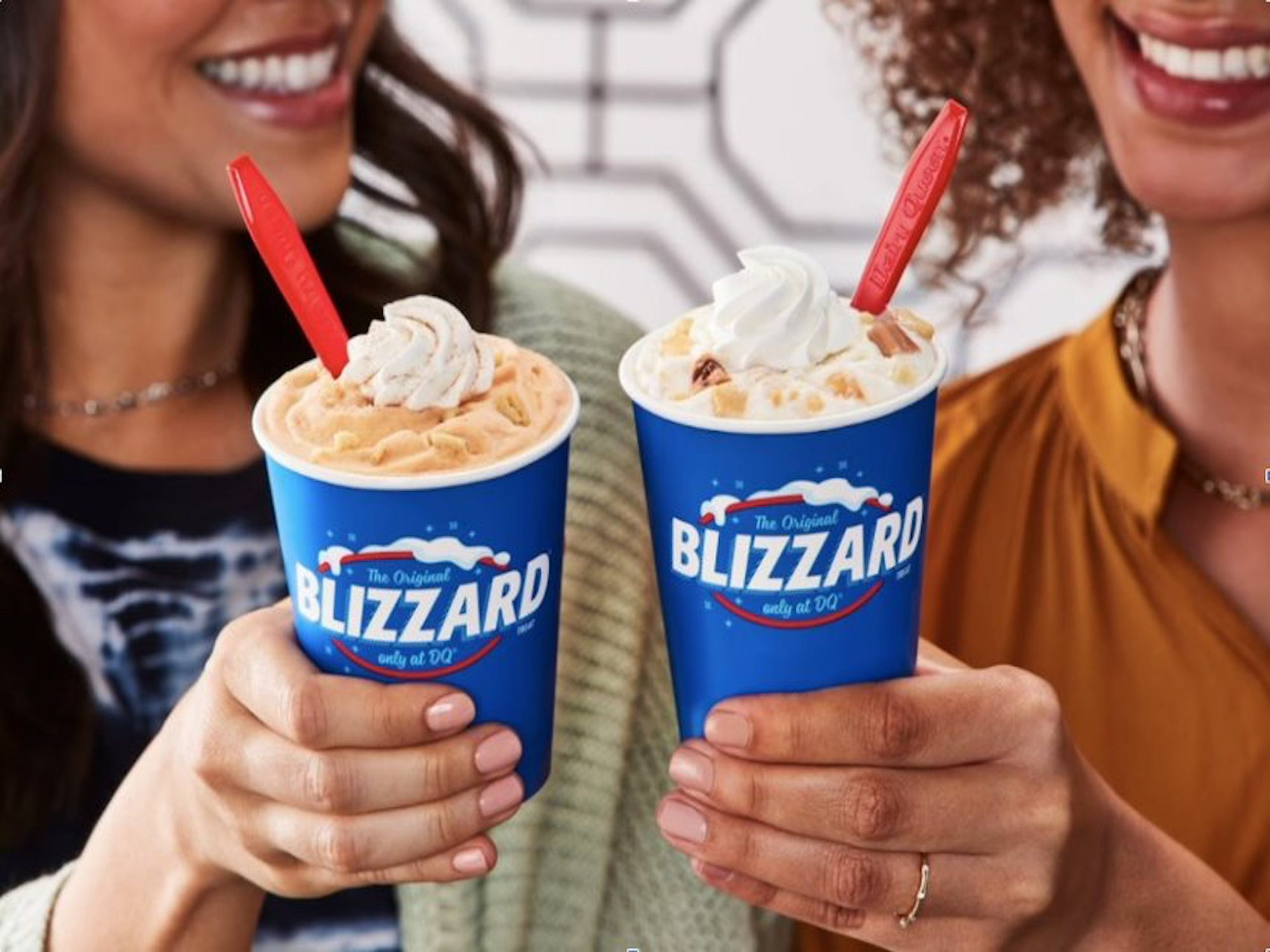 dairy queen fall blizzards