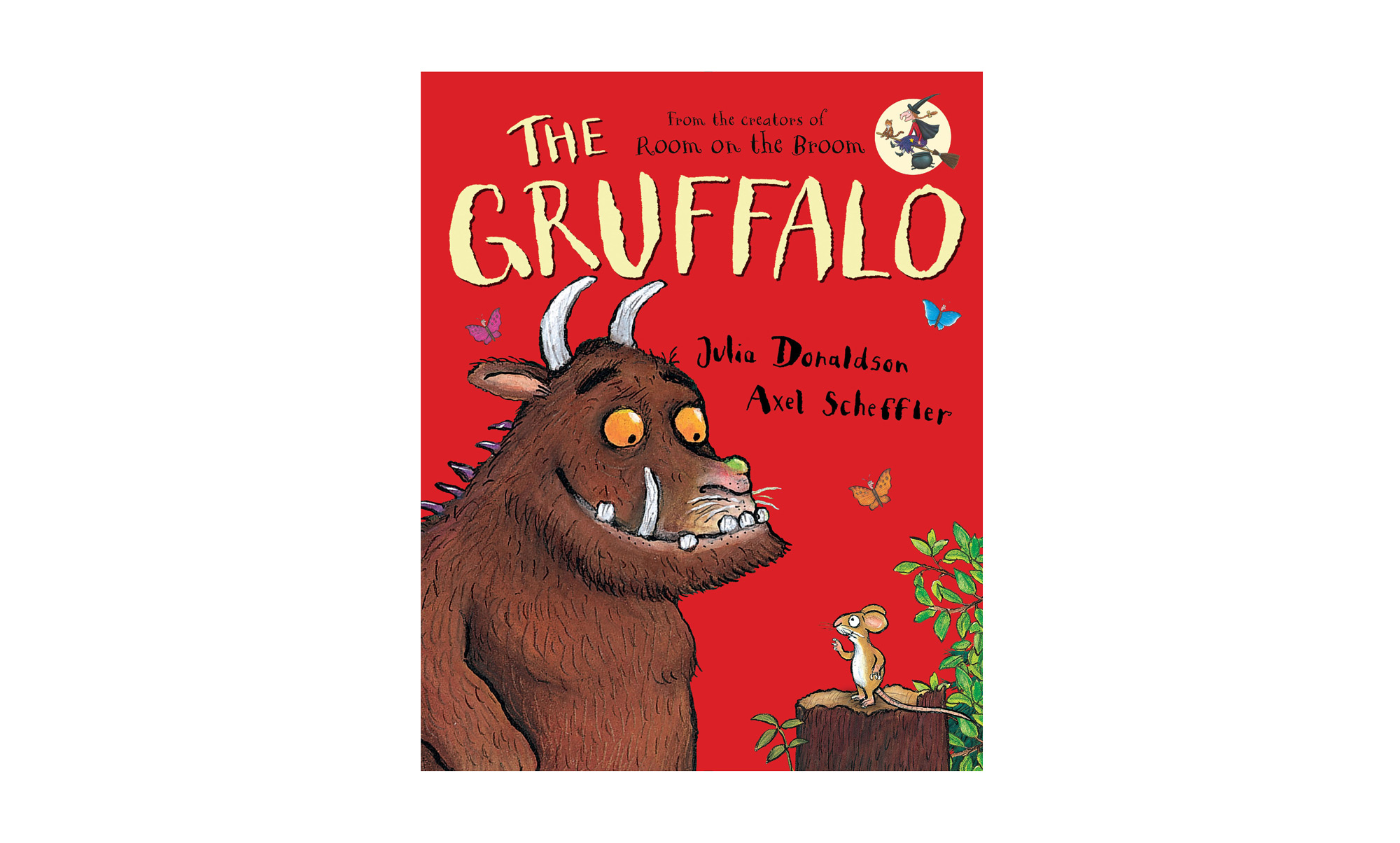 The Gruffalo book cover
