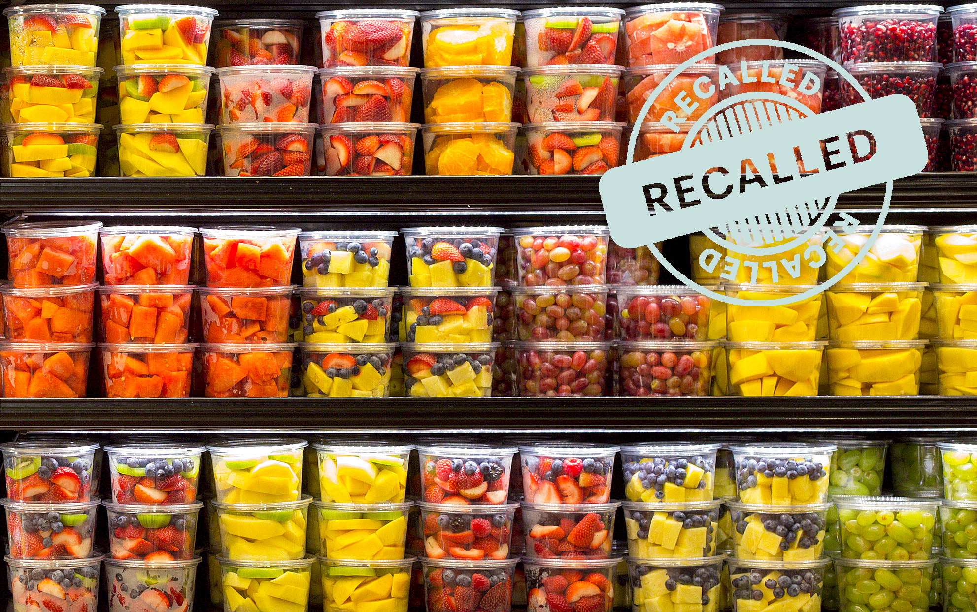 FRUIT RECALL WITH STAMP