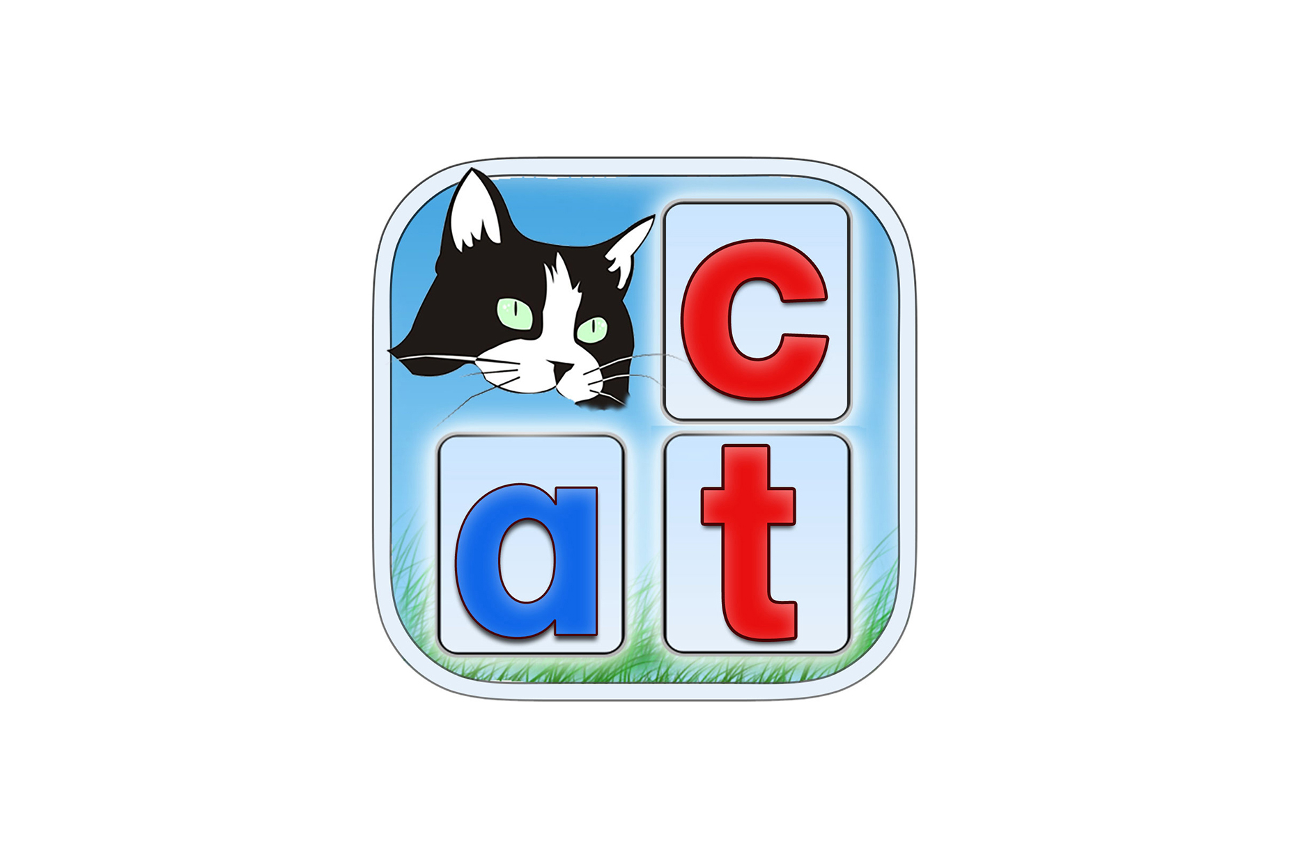 Montessori Crosswords for Kids app icon