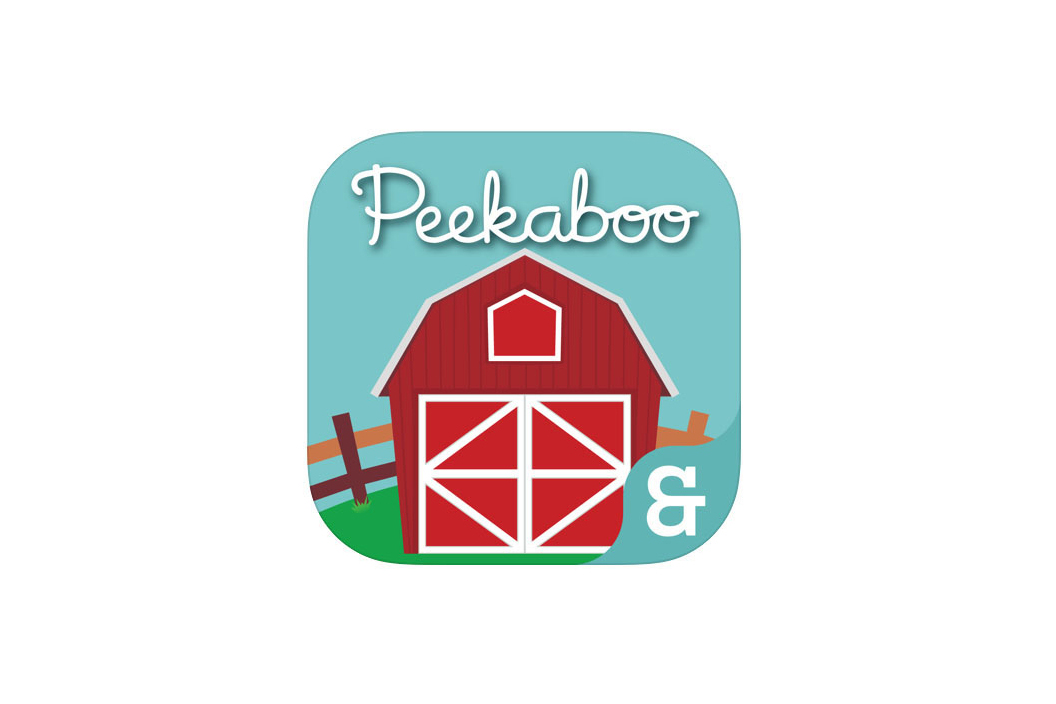 Peekaboo Barn app icon