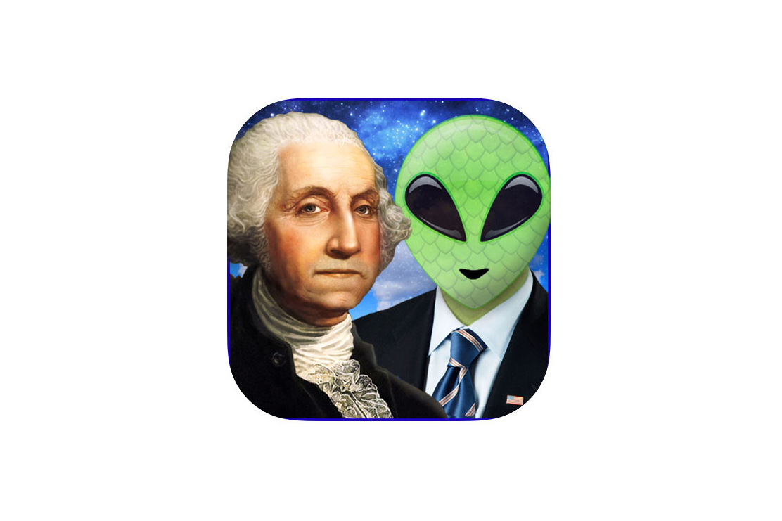 Presidents vs. Aliens app icon